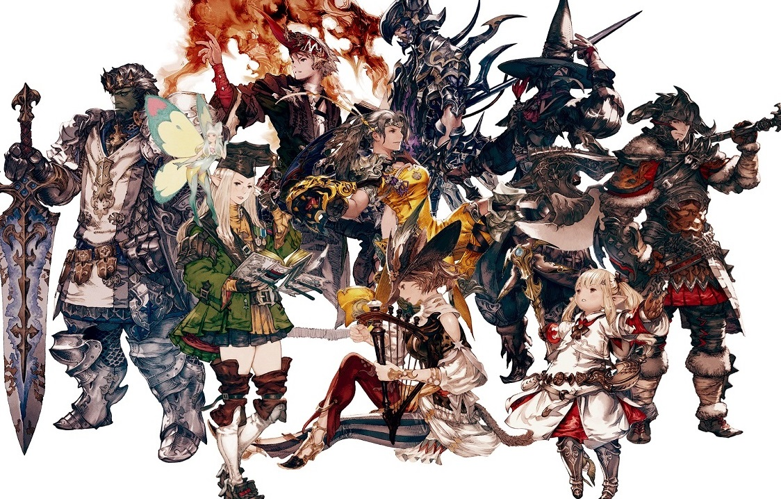final fantasy xiv guide what 39 s the best class to play. Black Bedroom Furniture Sets. Home Design Ideas