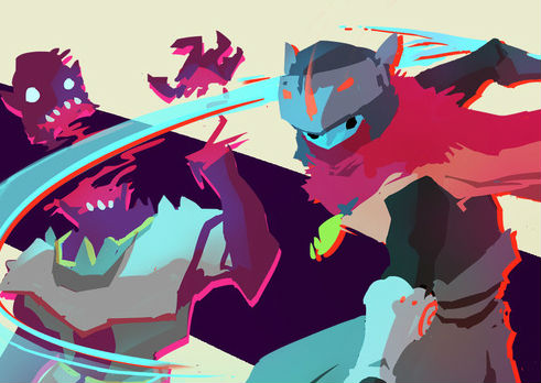 Hyper Light Drifter developer Teddy Dief leaves Square Enix Montreal