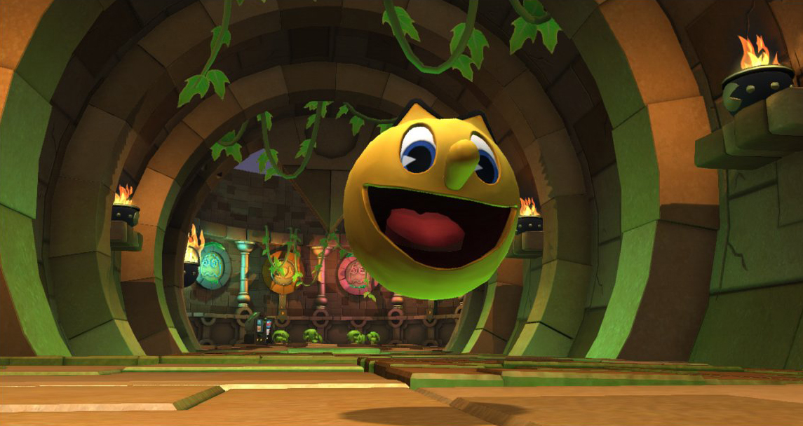 Pac-Man and the Ghostly Adventures Wii U Review: Power ...