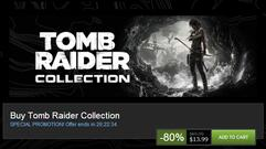USdealhunter: Tomb Raider, Pokemon Y, and VGX Steam Sale