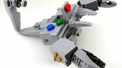 Be Awed by These Lego Nintendo 64 Transformers