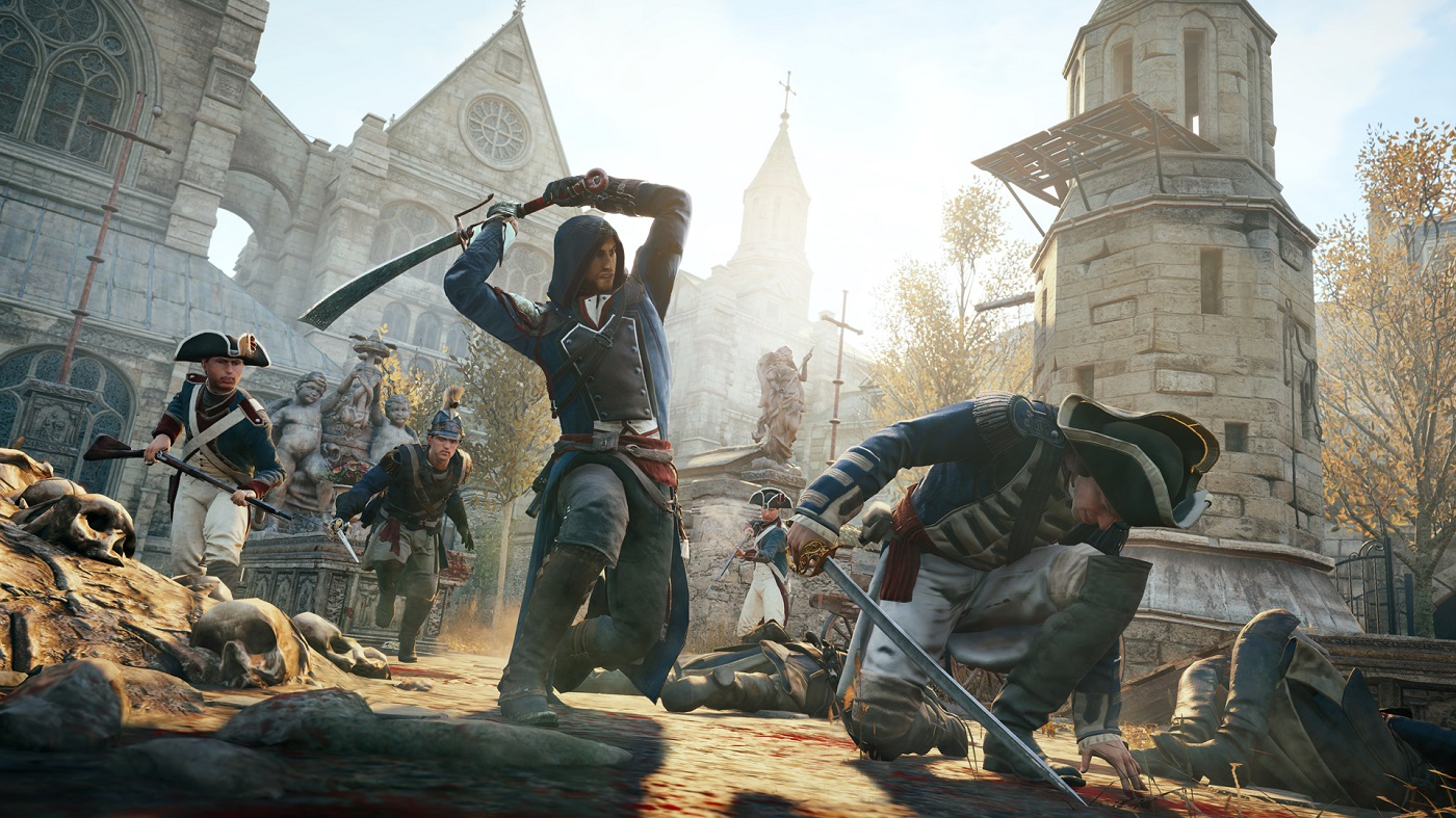 how to keep killing assassin creed unity