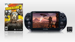Borderlands 2 Coming With PlayStation Vita Slim This Spring