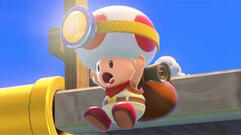Variety is Captain Toad's Spice of Life