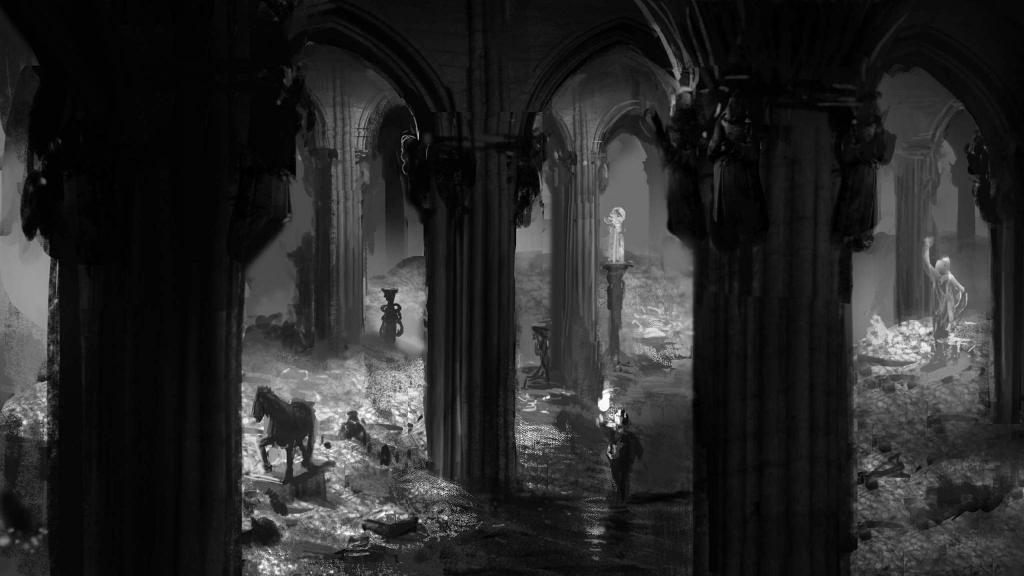Heart and souls the online community behind fromsoftware for Dark souls 3 architecture