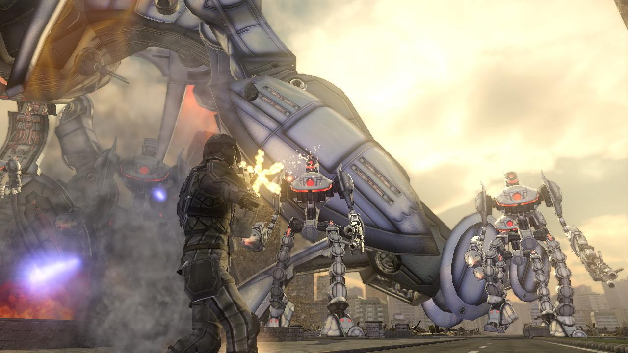 2025: Earth Defense Force 2025 PS3 Review: You Vs. GIANT INSECTS