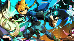 Azure Striker Gunvolt 3DS Preview: Riding the Third Rail
