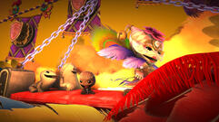LittleBigPlanet 3: Vague Jumping Out. Gravity In