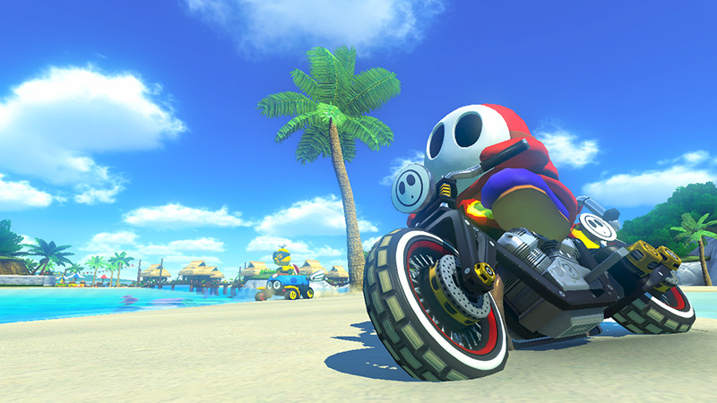 Mario Kart 8 More Characters Karts Courses And The Fall Of The