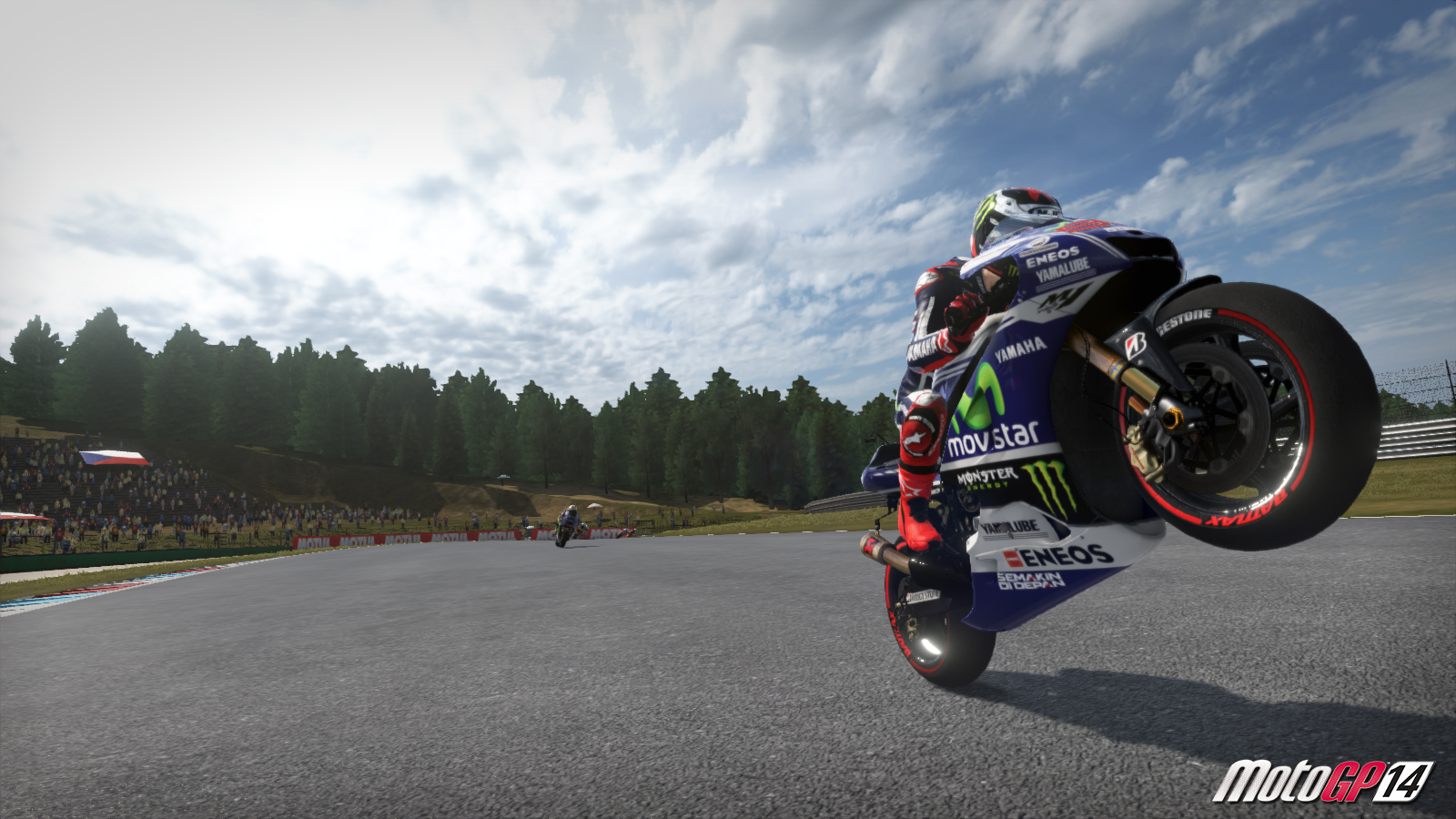 Motogp 14 Ps4 Review Goes Better Than It Shows Usgamer
