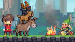 Adventures of Pip is an Evolving Pixel-Art Platformer with a Great Pedigree