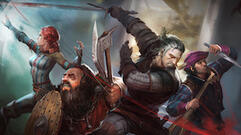 Fantasy Flight Games Bringing The Witcher to Your Tabletop