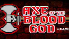 Axe of the Blood God Episode 2: Lord British Offers his Blessing