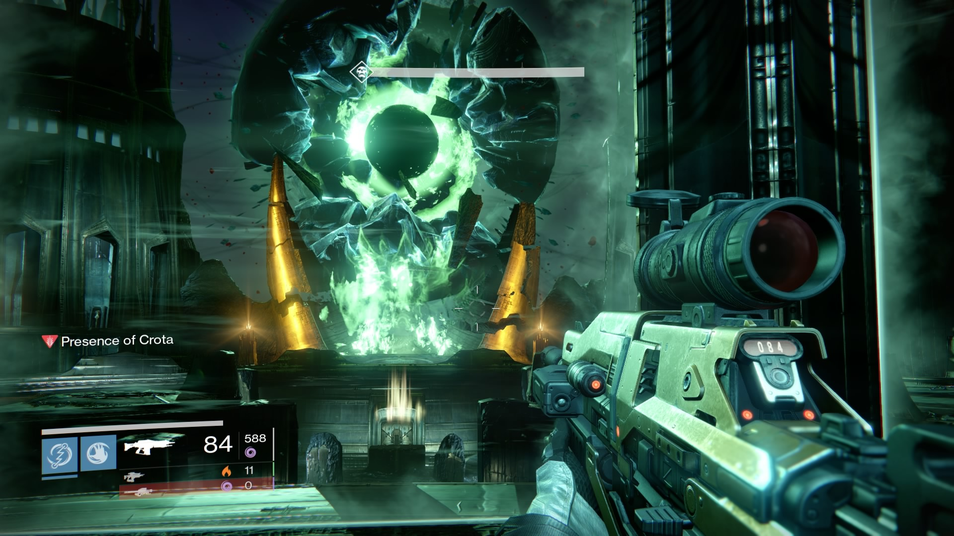 Destiny how many lamps are in crotas end - Crota Son Of Oryx