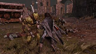 shadow of mordor how to kill combat master