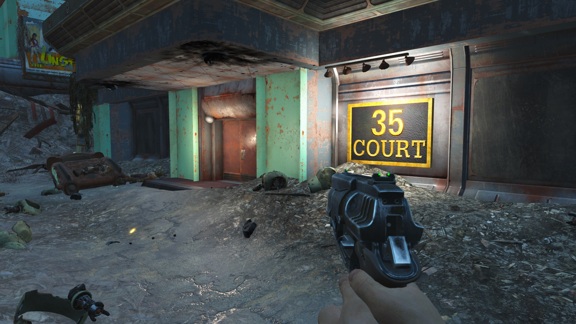 Fallout 4 best power armor how to get the x 01 usgamer for Best house designs fallout 4