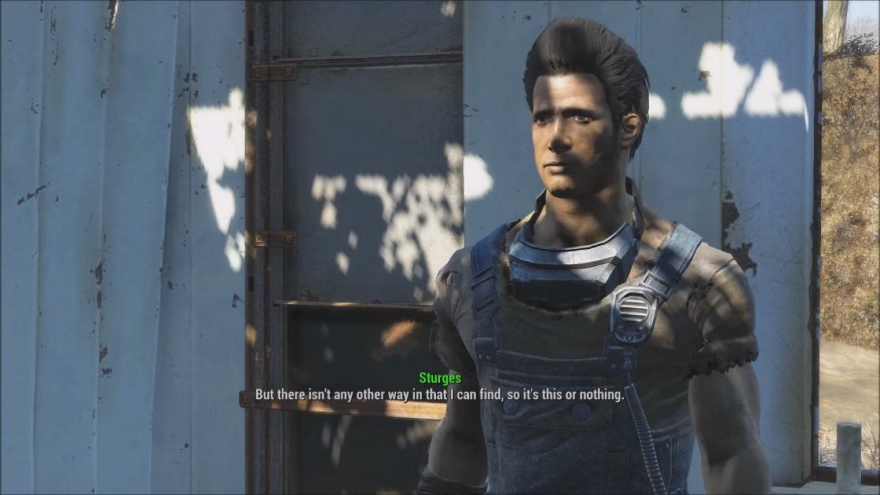 fallout 4 sturges