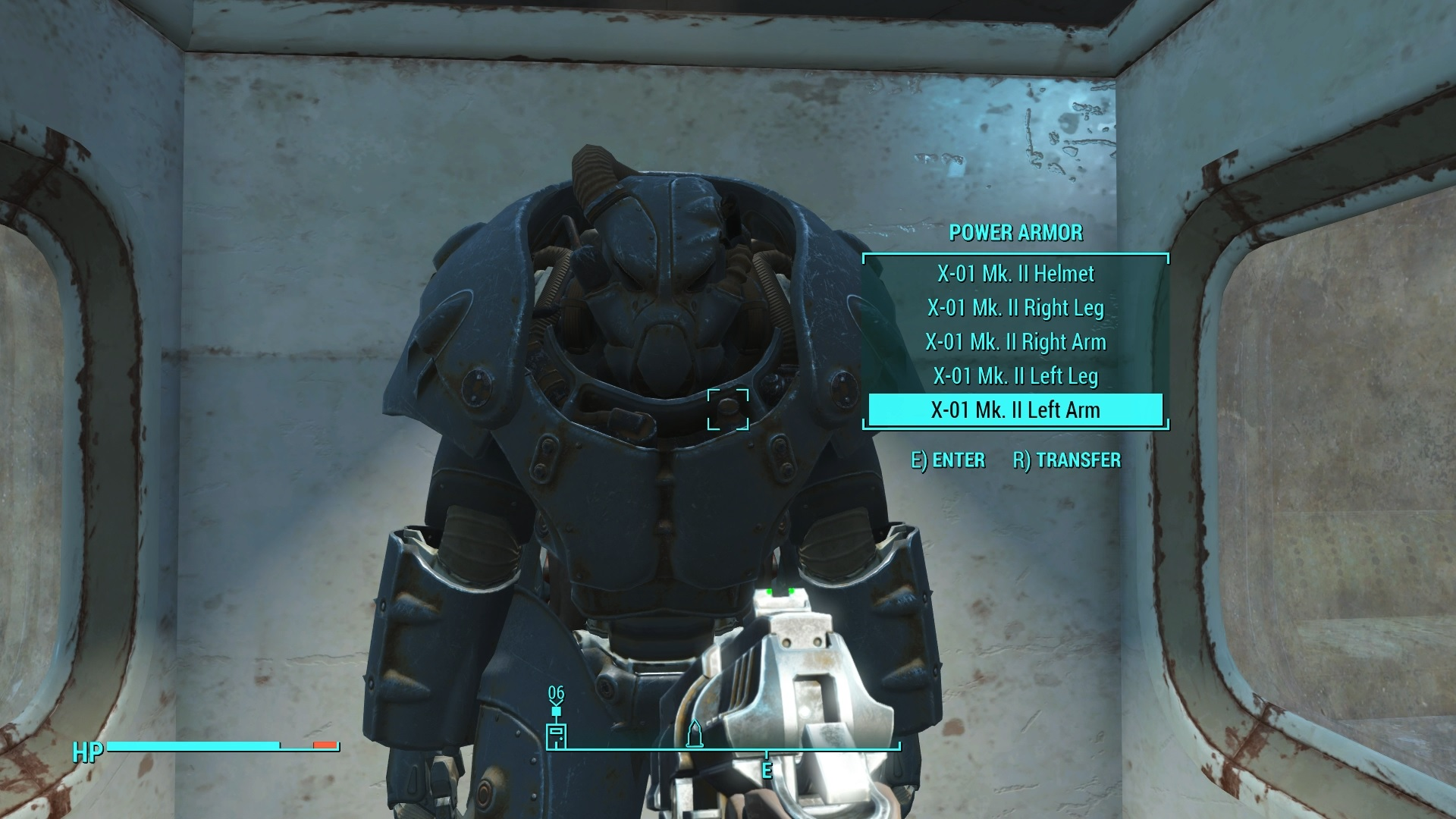 Fallout 4 Best Power Armor How To Get The X 01 Usgamer