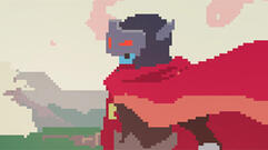 Hyper Light Drifter's Combat Goes Beyond the Expected Old-School Homage