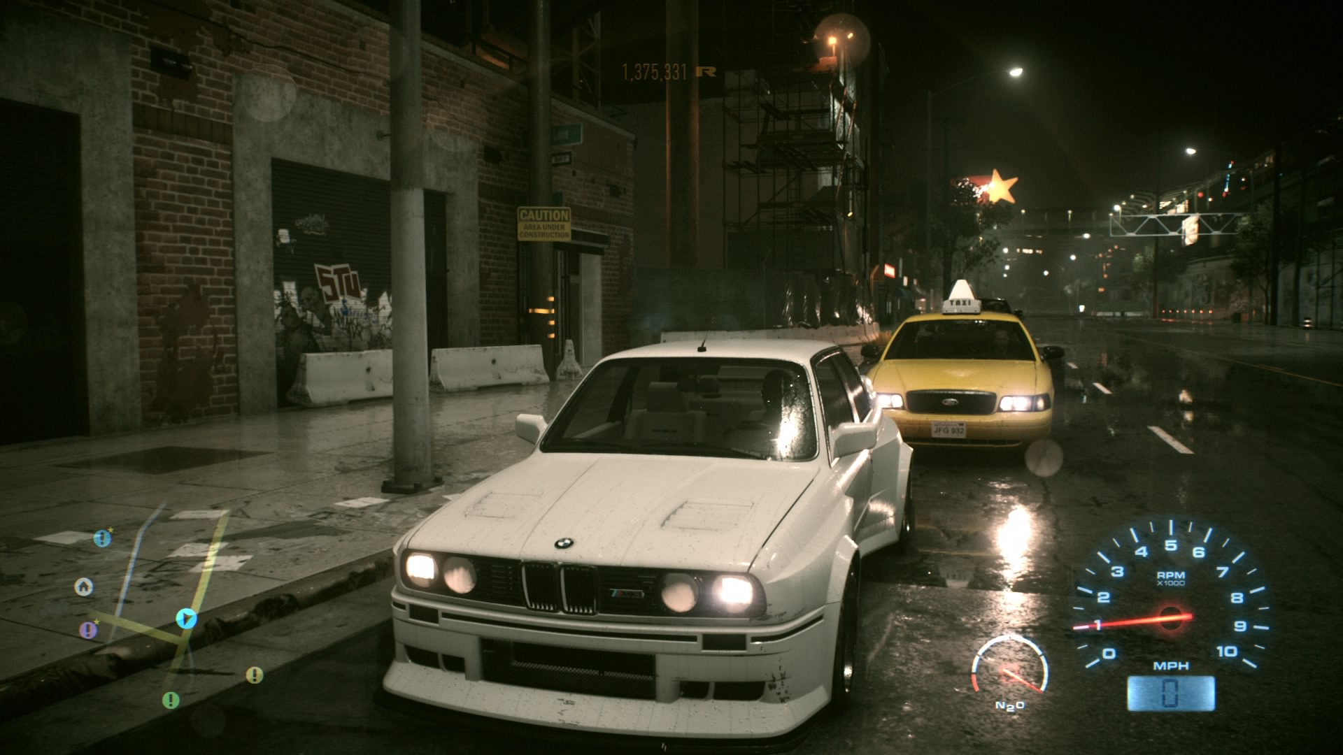 need for speed ps4 review back to its roots usgamer. Black Bedroom Furniture Sets. Home Design Ideas