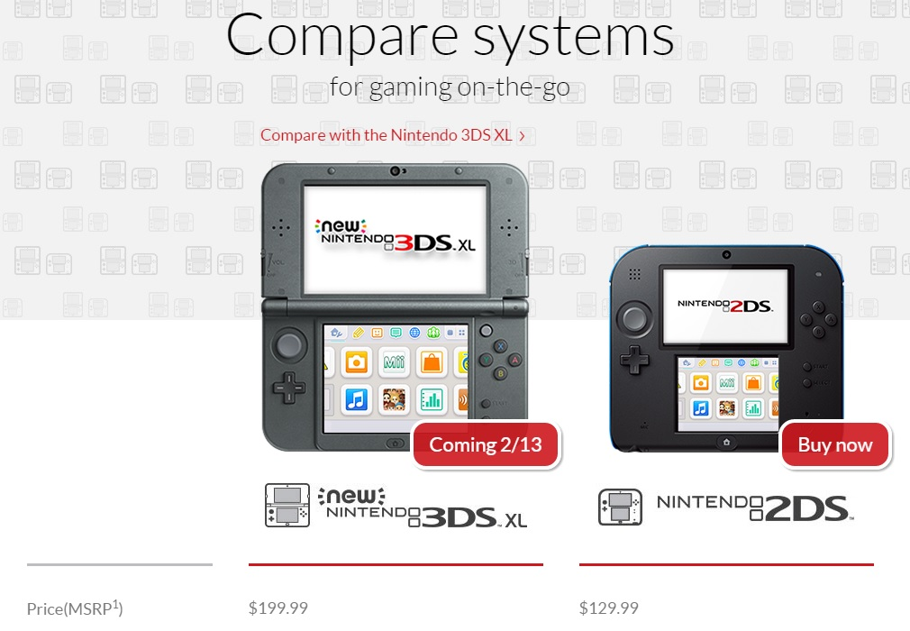 The New 3DS Problem: Missing Models and the Region-Lock | USgamer