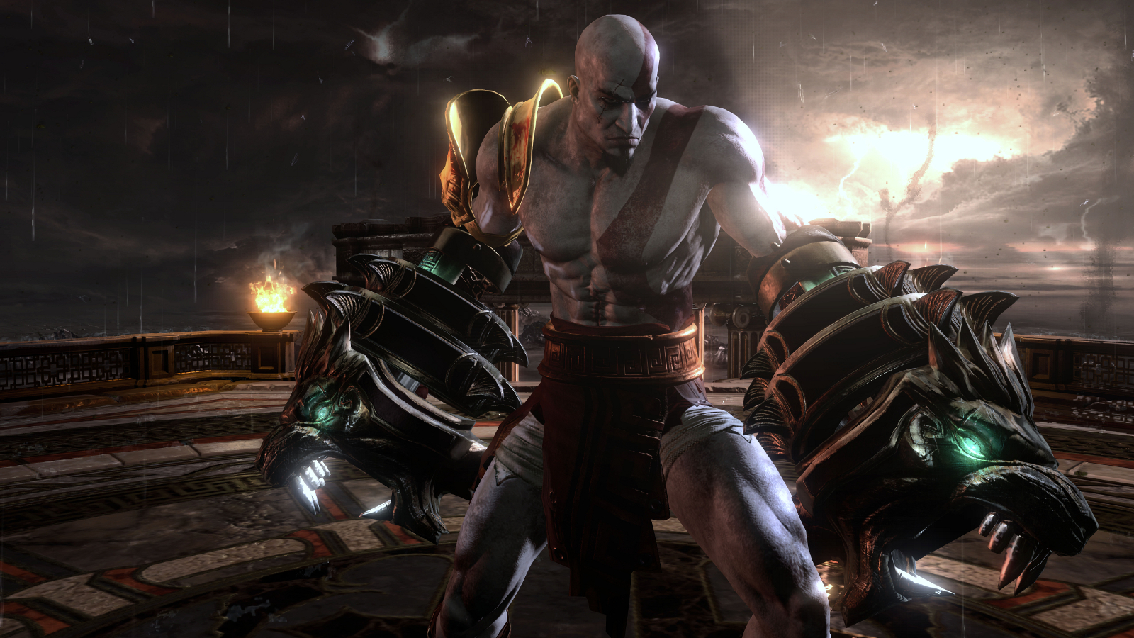 God of War After 10 Years: The Decline and Fall of Kratos | USgamer
