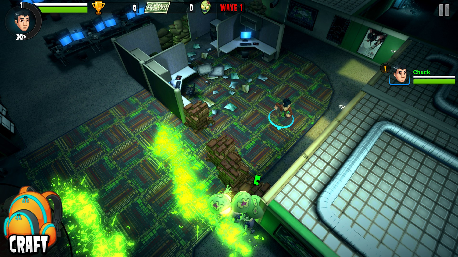 Zombie games free to play online