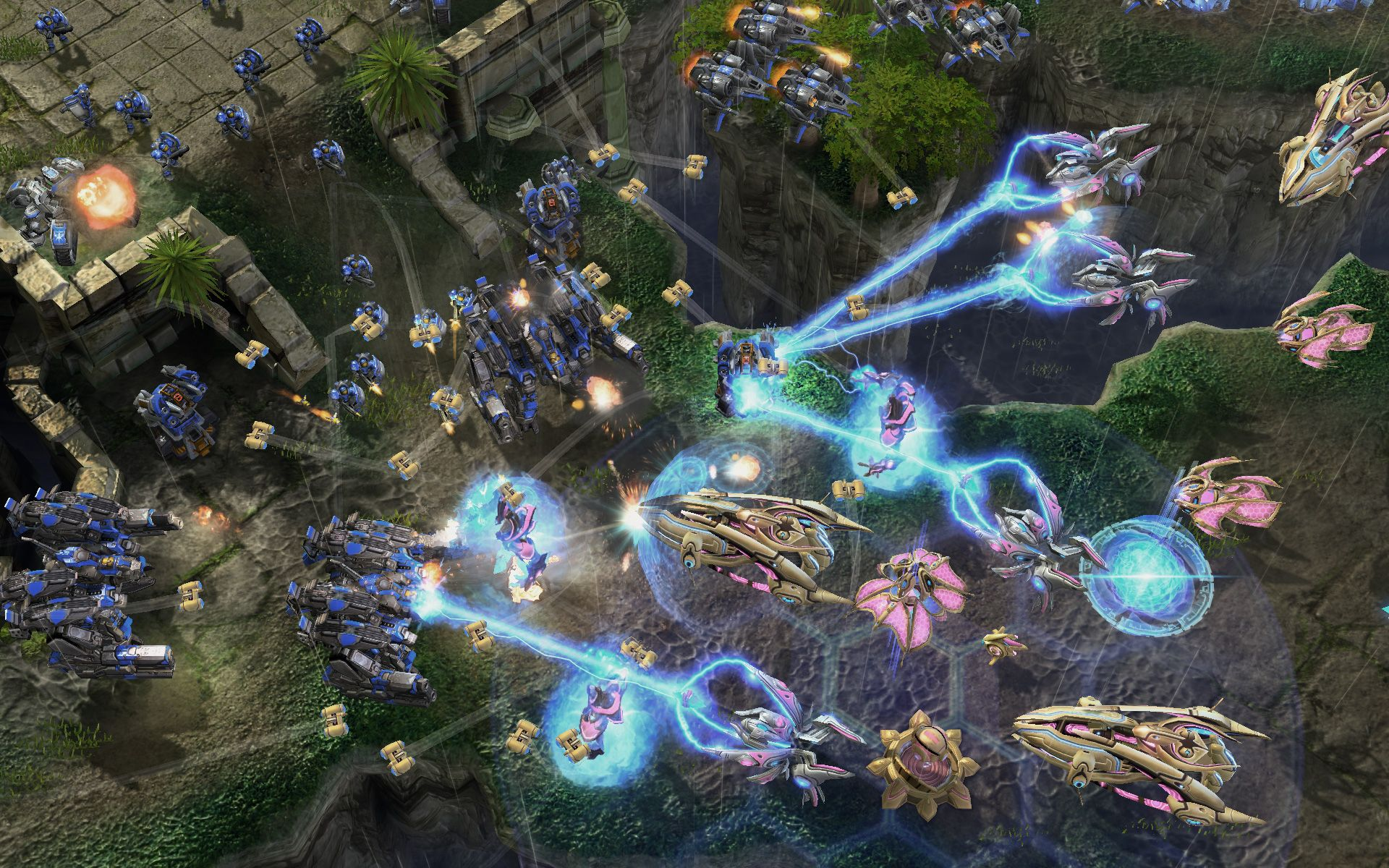 StarCraft II free-to-play model kicks off later this month