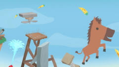 Ultimate Chicken Horse: Keep Your Friends Far Away