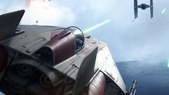 Star Wars Battlefront's Fighter Squadron Mode is the Starfighter Game I've Wanted for 15 Years