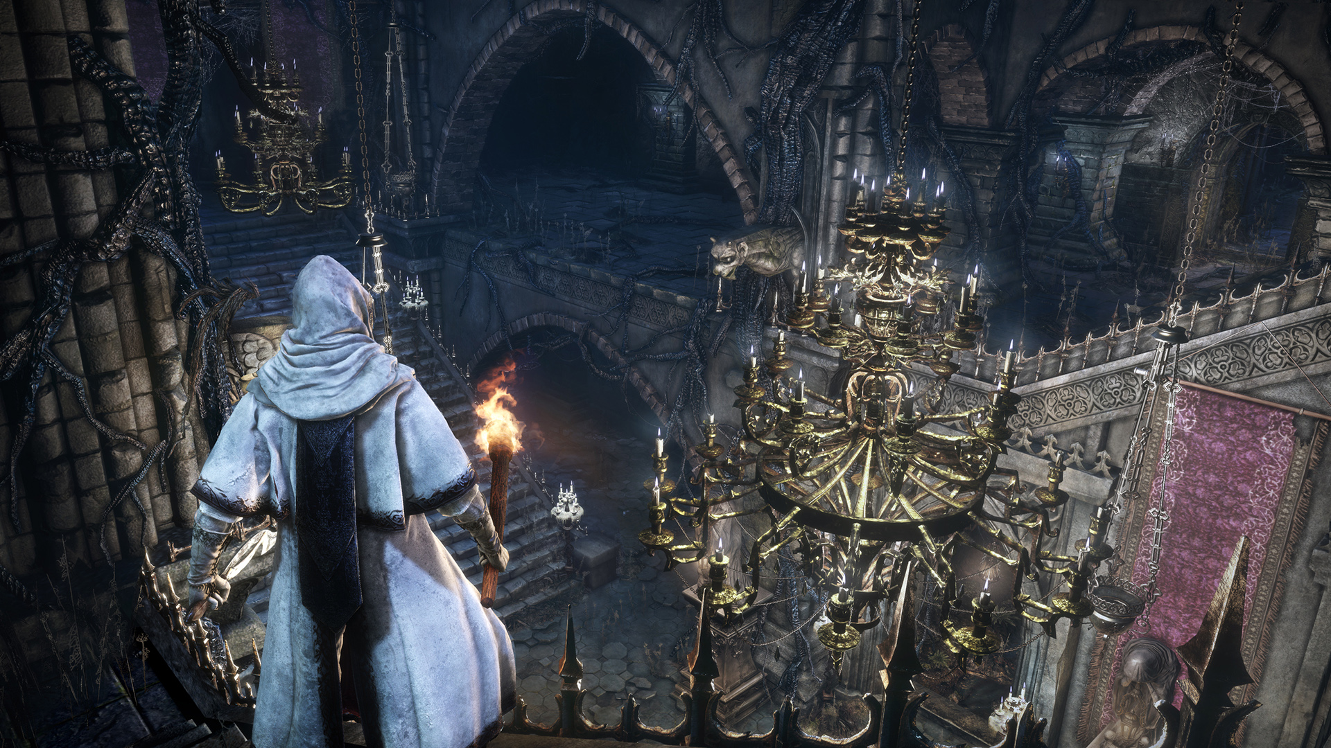 Bloodborne - Explore Hunter's Dream, Find the Tiny Music Box and ...
