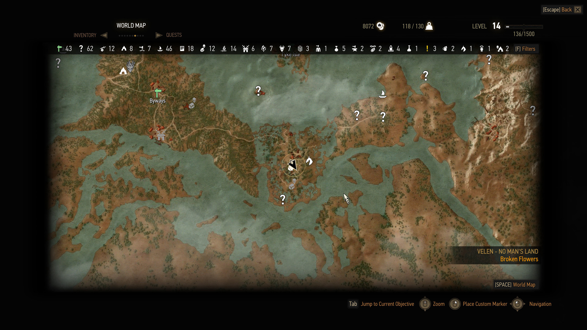 The Witcher 3 - Where to Find the Griffin School Gear | USgamer