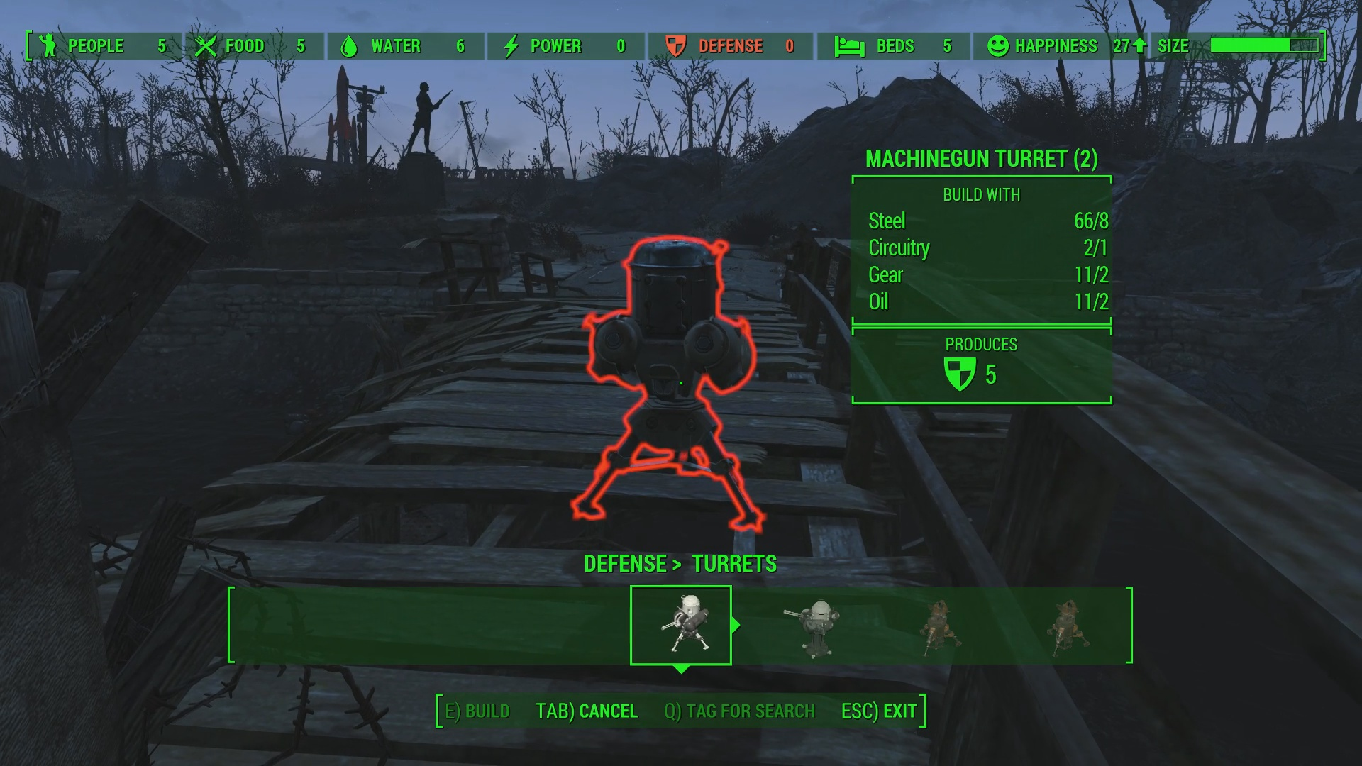 Best Way To Get Food For Settlements In Fallout