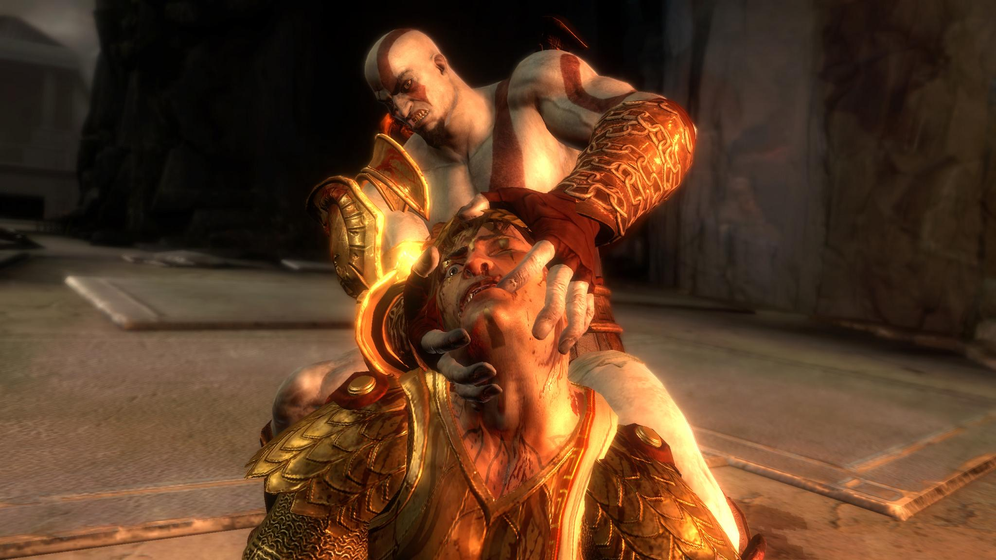 god of war after 10 years the decline and fall of kratos usgamer