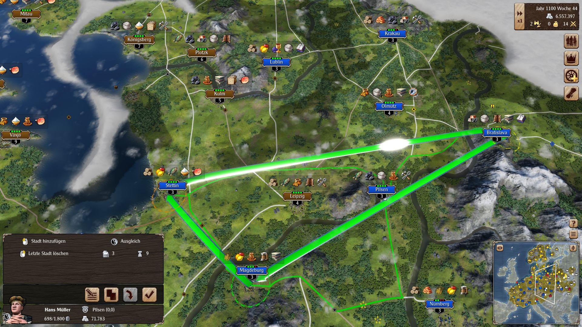 Trading strategy games online