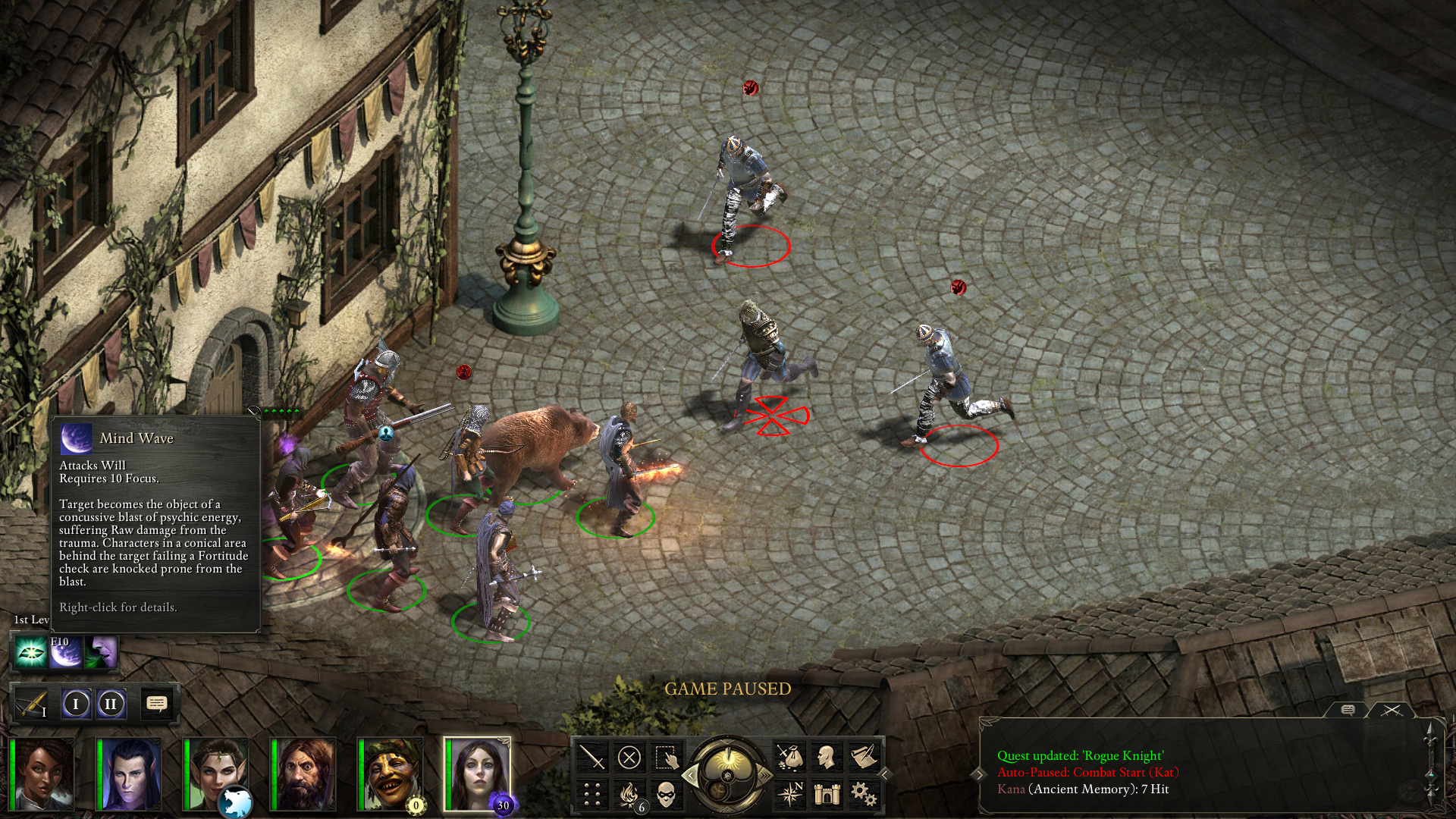 Pillars Of Eternity Review Obsidians Best RPG To Date