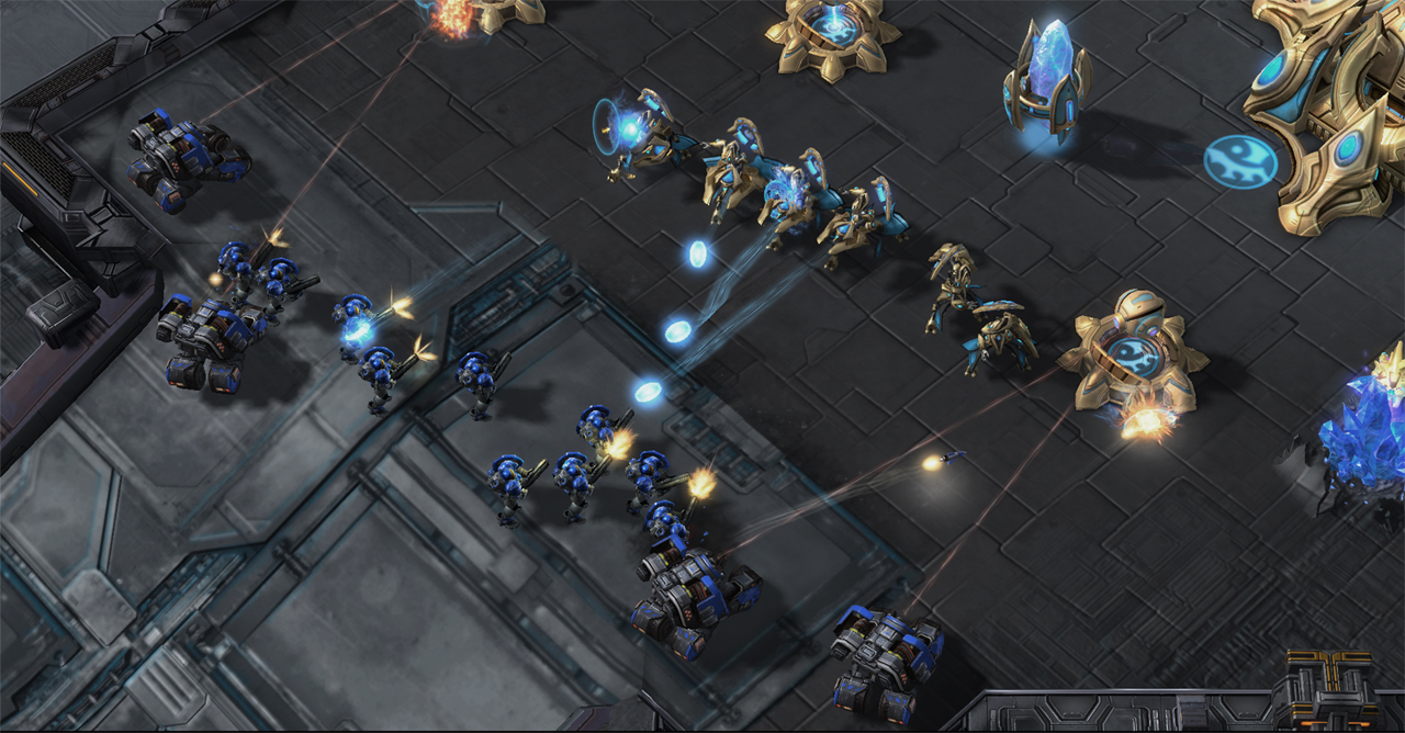 Core Design How Blizzard Is Using Starcraft Ii Legacy Of
