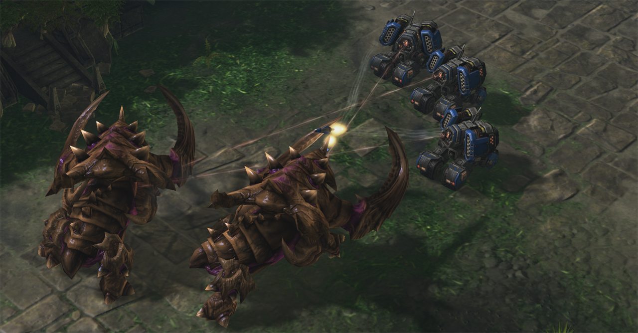Legacy of the Void Beta Patch 252 - StarCraft II