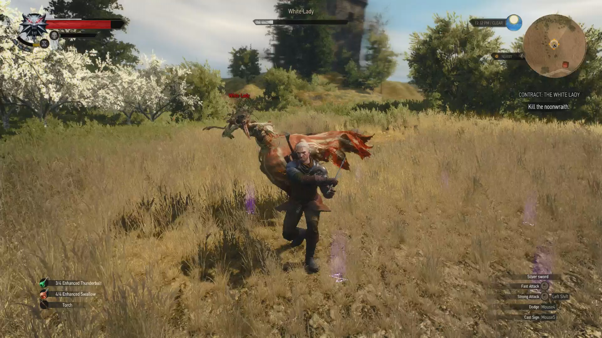 witcher 3 monster 4 trophy guide