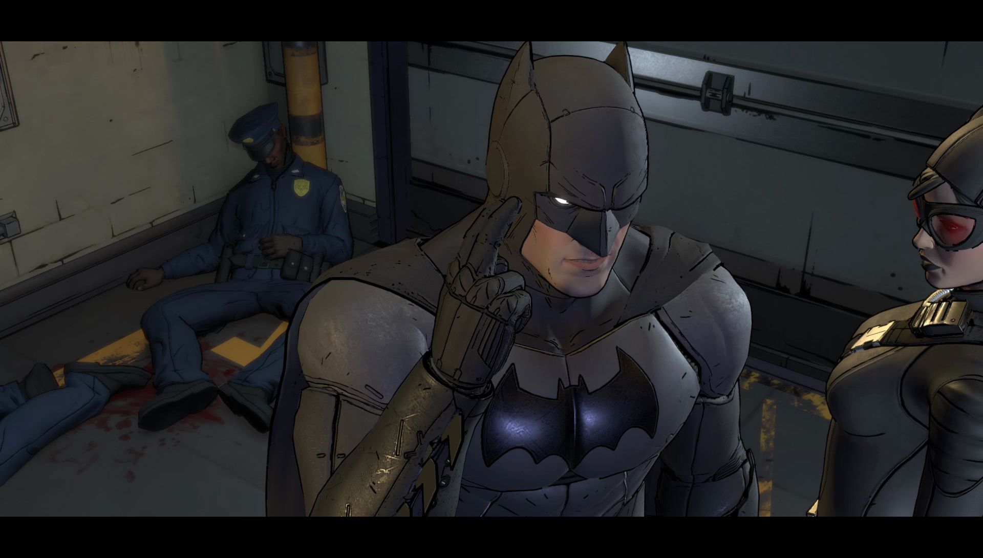 "Batman: The Telltale Series - Let'-s Play - Episode 3: ""-New World ..."