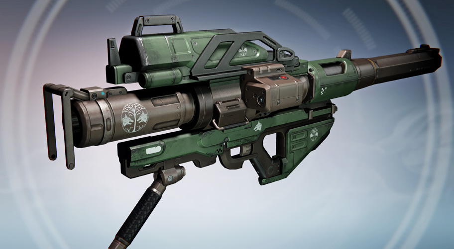 Players will be able to purchase an iron banner auto rifle and rocket