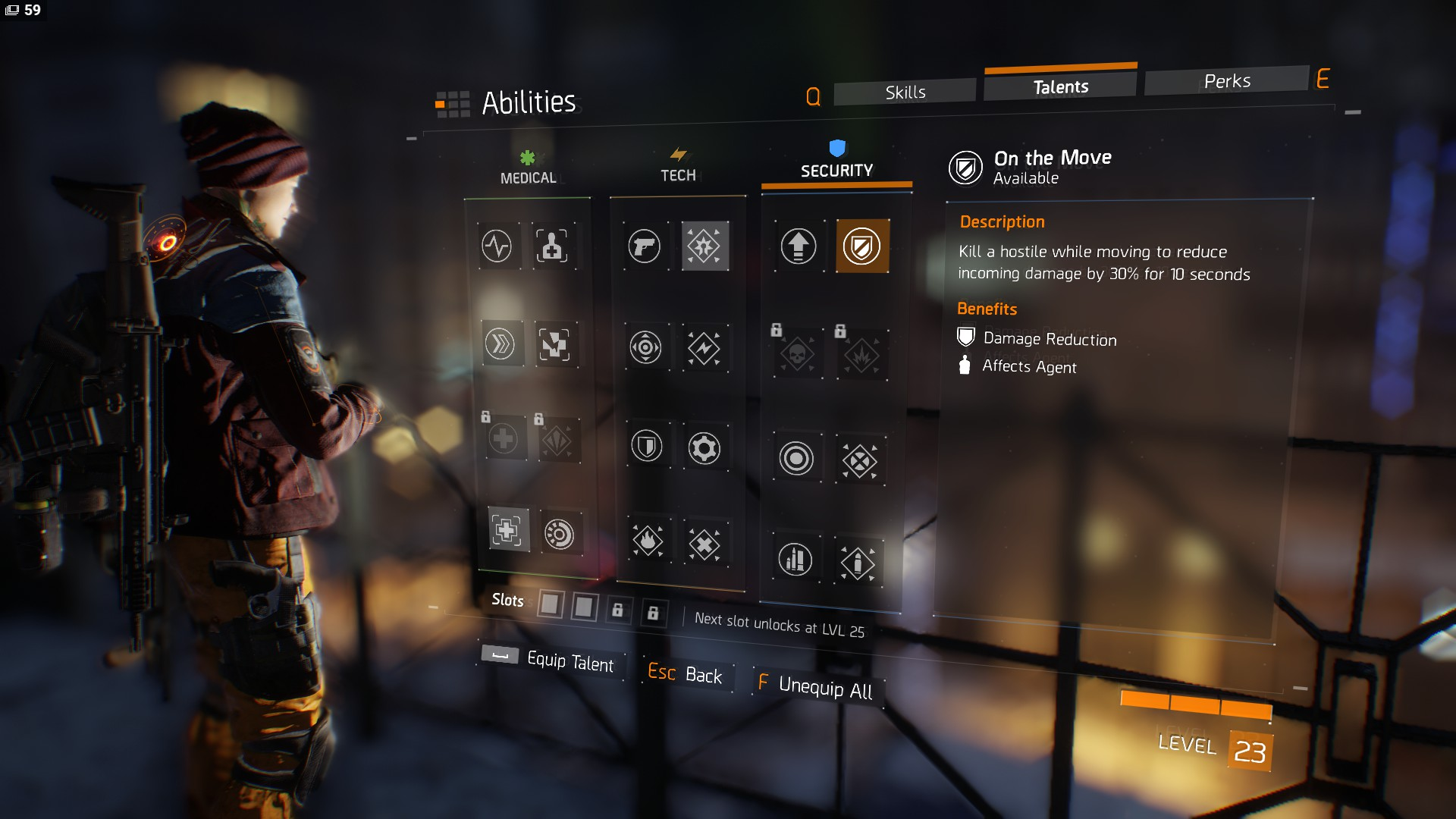 The Division Level  Pvp Build   Xbox One