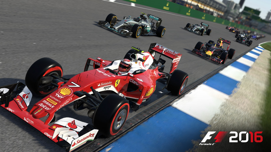 f1 2016 ps4 review blisteringly quick usgamer. Black Bedroom Furniture Sets. Home Design Ideas