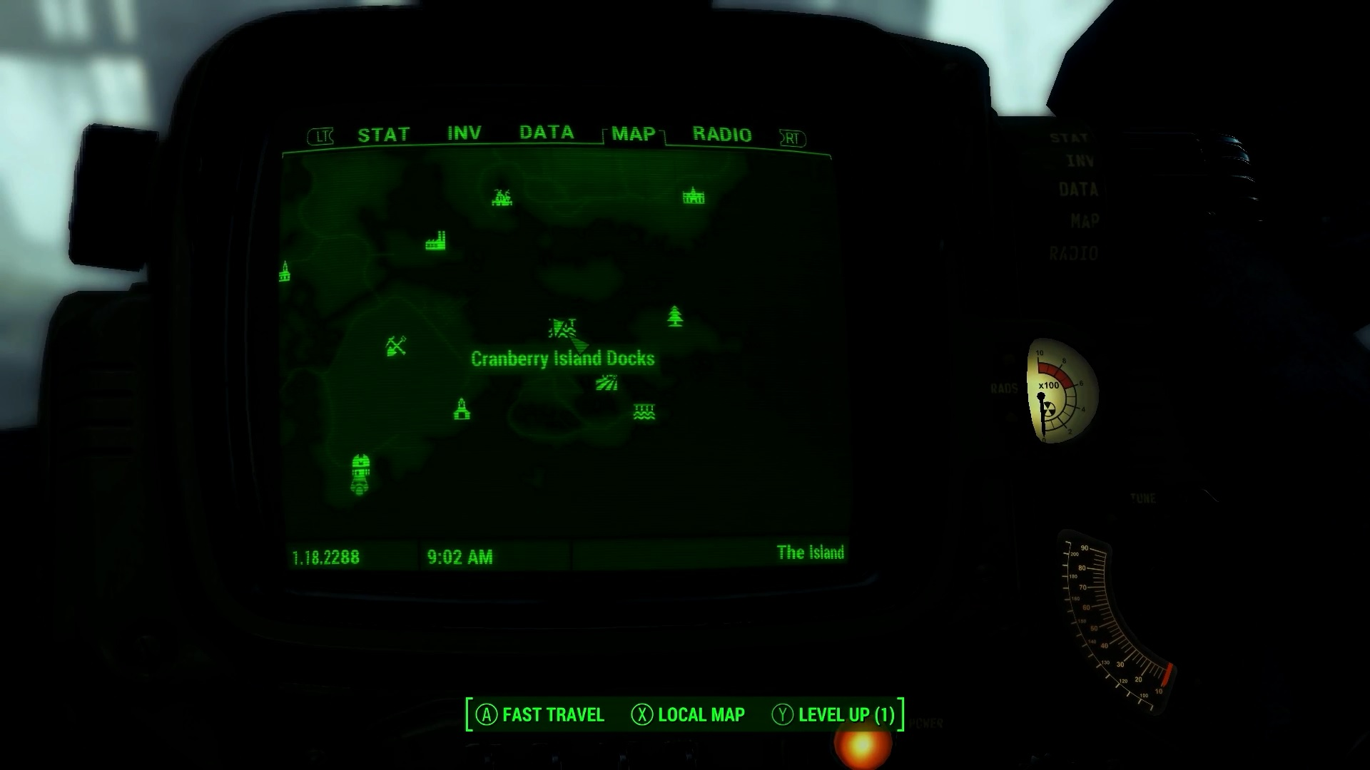 Fallout 4 Far Harbor Loot Room 02 fallout 4 far harbor hidden loot room location usgamer fallout 4 fuse box generator at n-0.co