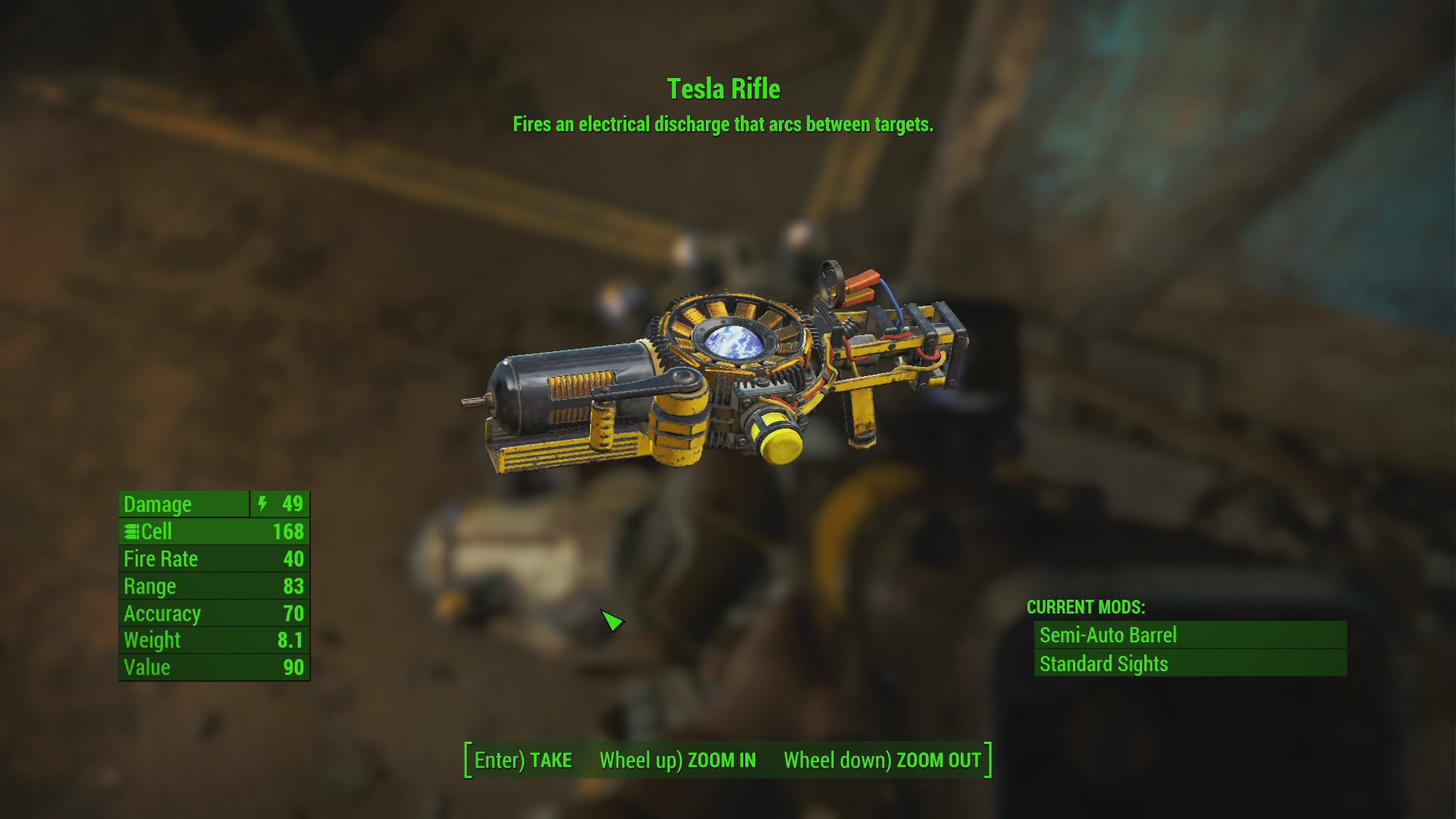 Fallout 4: How to Get the Tesla Rifle and Tesla Power ...