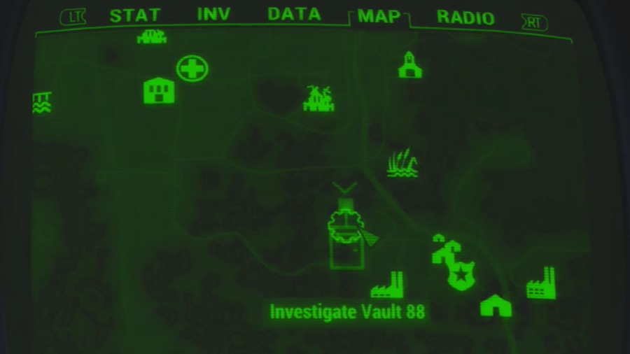 Vault 88 Is Located Just Beneath Quincy Quarries In The Southern Part Of The Commonwealth