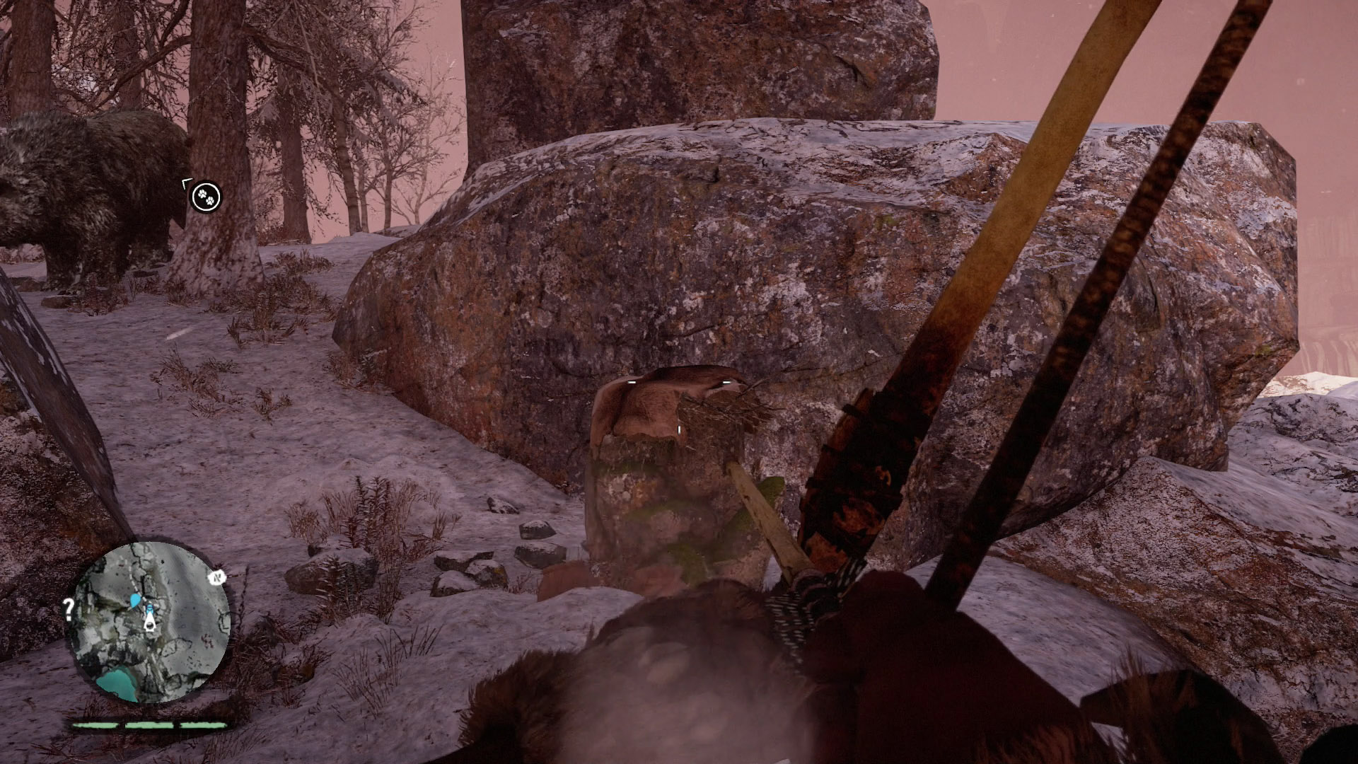 how to kill buck in far cry primal