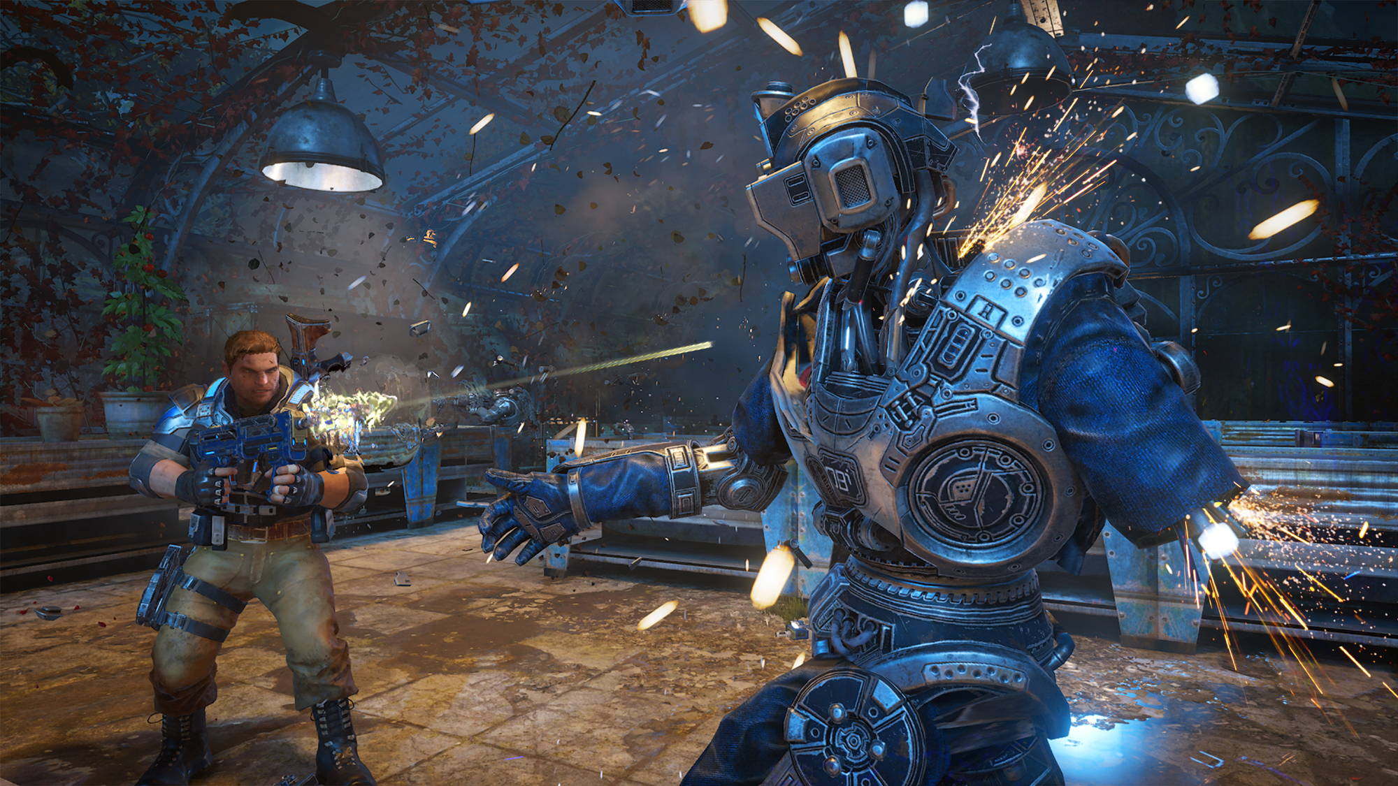 gears of war 4 xbox one review switching gears usgamer. Black Bedroom Furniture Sets. Home Design Ideas