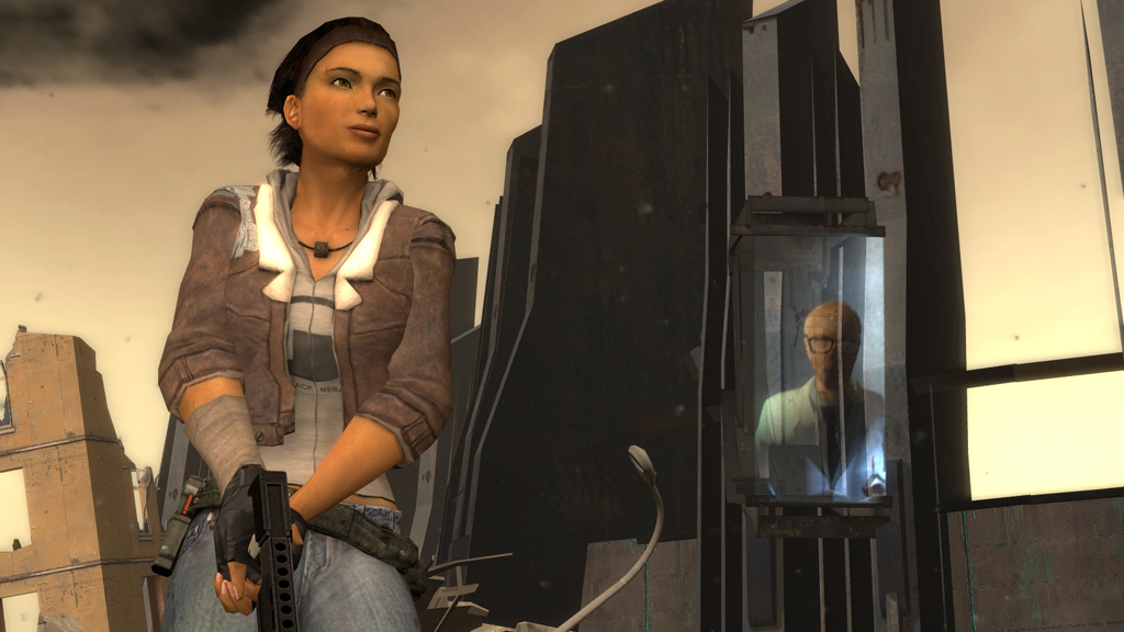 Half-Life 3's potential plot posted online by longtime series writer Marc Laidlaw