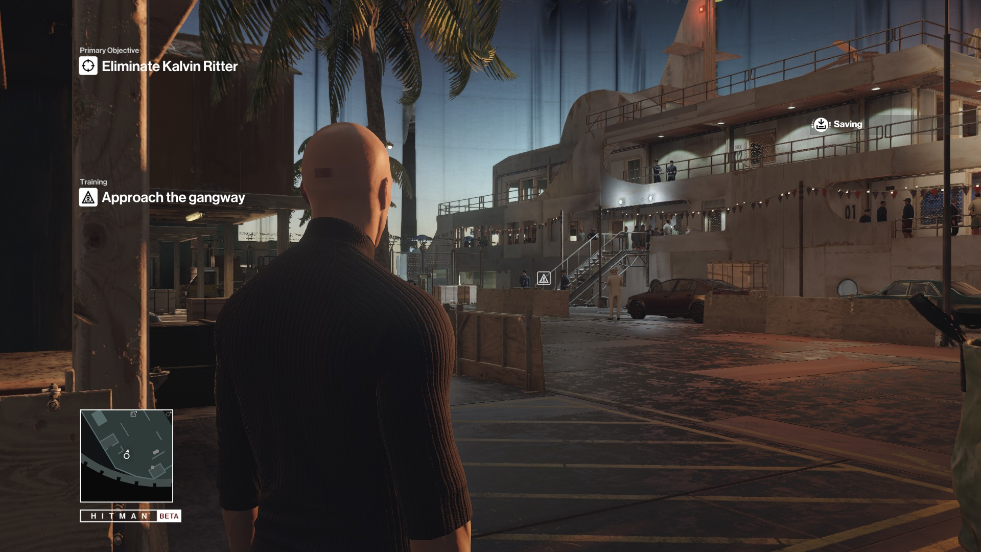 hitman beta impressions back for some blood money usgamer. Black Bedroom Furniture Sets. Home Design Ideas